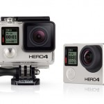GoPro Hero 4 firmware-update uit