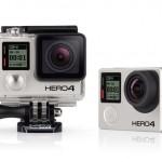 GoPro Hero 4 firmware-update uit